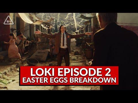 Loki Episode 2 Breakdown and Easter Eggs (Nerdist News w/ Dan Casey)