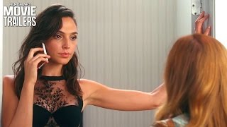Slip into some sexy lingerie with Gal Gadot in Keeping Up With The Joneses