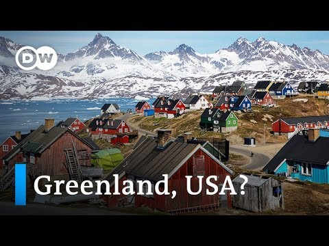 How far-fetched is Trump's plan to buy Greenland? | DW News