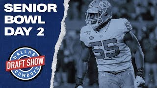 Searching for Pass Rushers | Cowboys Draft Show