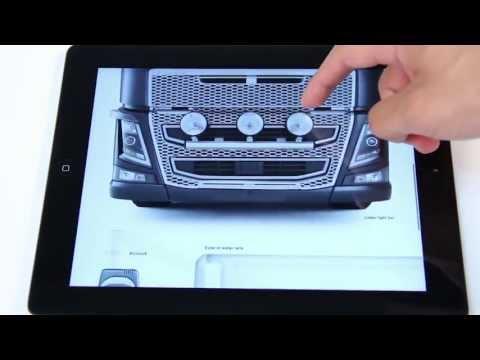 Volvo FH Corporate App