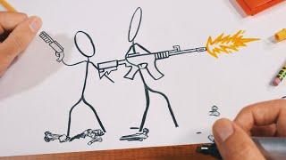 Stick Figure War