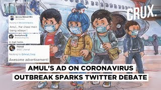 Twitter Divided Over Amul's 'Homecoming Snack' Ad On Coron..