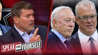 Cowboys won't win much with current organizational structure — Schlereth | NFL | SPEAK FOR YOURSELF