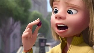 """INSIDE OUT - """"We are not eating that"""" Clip (2015) Pixar Animated Movie HD"""