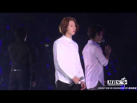 [HD][Fancam] 150207 SS6 Shanghai 'ISLANDS' Heechul Focus Super Junior