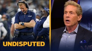 Skip Bayless believes his Cowboys will fall to Chicago on Thursday Night Football   NFL   UNDISPUTED