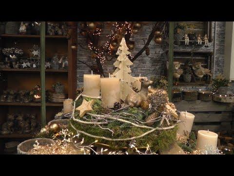 Weihnachten bei Blumen Boon in Pulheim