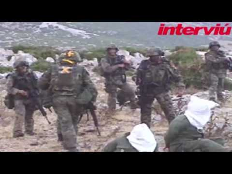 فيديو مسرب عن إهانة جنود مغاربة في جزيرة ليلى أثناء الأزمة