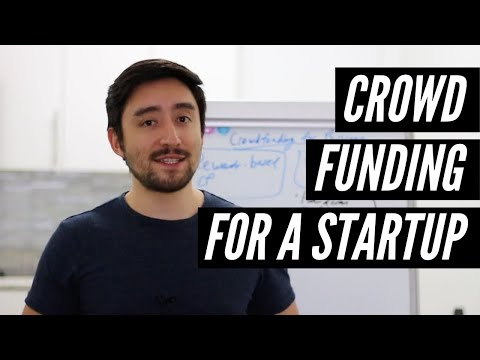 Crowdfunding for a Business Startup