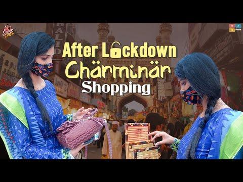 Bigg Boss Sujatha shares shopping moments at Charminar