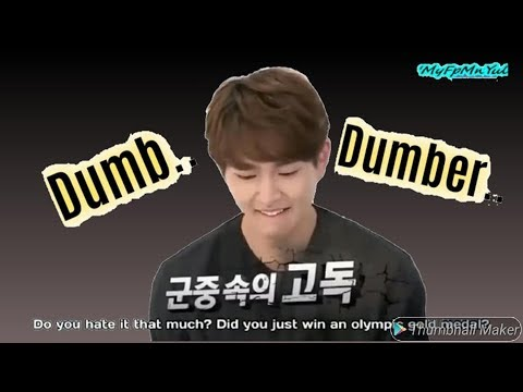 SHINee 'Dumb & Dumber' (Dissing, Bullying, etc..)