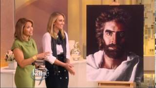 Akiane on The Katie Couric Show