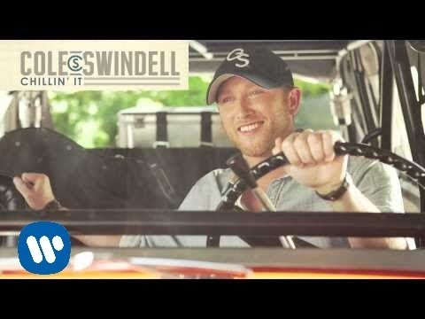 """Cole Swindell - """"Chillin' It"""" [Official Audio]"""