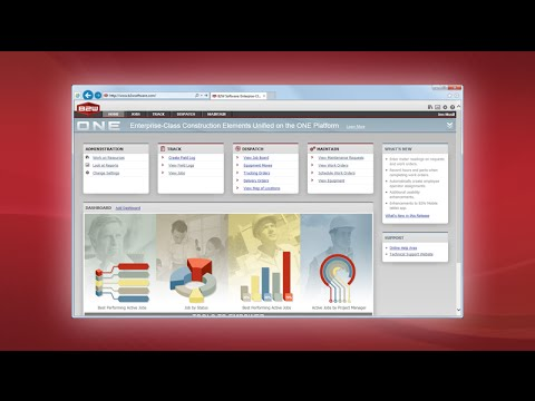 Executive Analytics with B2W Software