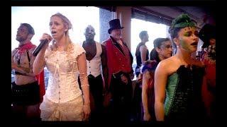 Incredible Greatest Showman Flash Mob!
