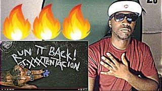 A BANGER! XXXTENTACION & Craig Xen - RUN IT BACK! (Audio) REACTION