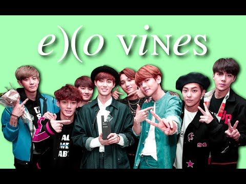 exo being exo | vine compilation