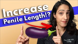 Scientifically Proven Ways To Increase Penile Length? Video HD