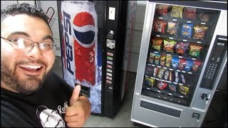 Starting a vending machine business from home