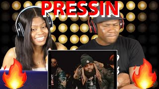 Sada Baby - Pressin ft. King Von REACTION