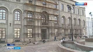 Реконструкция здания страхового товарищества «Саламандра» вышла на завершающий этап