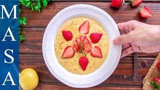 草莓焗烤卡士達/Custard Rice Gratin with Strawberries |MASAの料理ABC