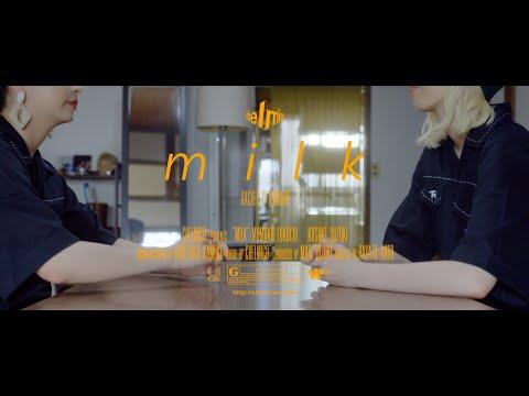 chelmico「milk」【Official Music Video】