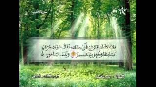 Recitation of the Sheikh Rachid belasheyyah تلاوة مميزة للمقرئ رشيد بلعشية الحزب 33