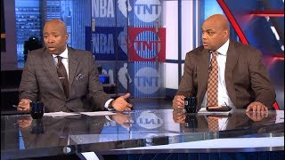 Inside the NBA - The crew discuss Western Conference All-Star starters | January 24, 2019