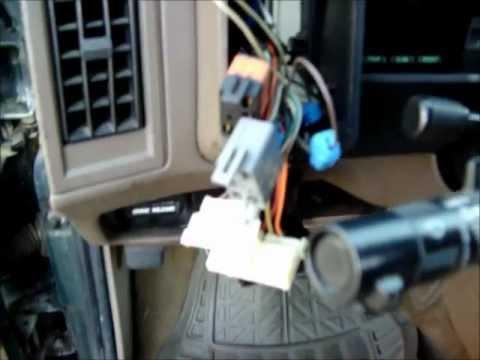 Digital Dash Repair S10 Blazer Sonoma Jimmy Bravada Youtube