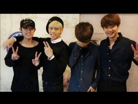 [Eng Sub] Minho Surprise visit in Jonghyun's Blue Night Radio