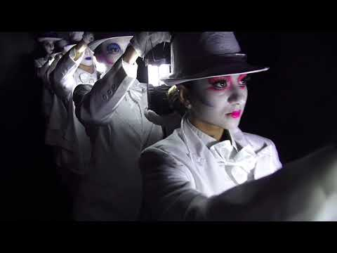 Creativiva White Clip - Corporate Event Entertainment