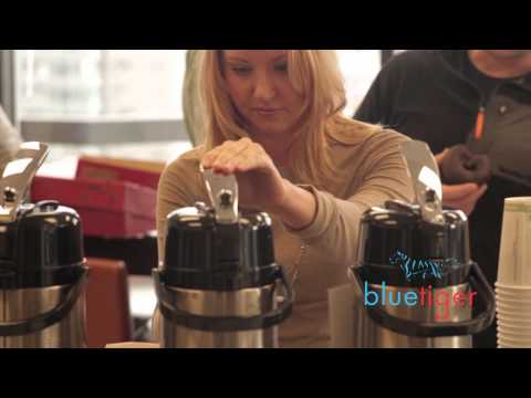 Blue Tiger Coffee Service Coffee Tasting