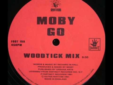 Moby, Go - 1991