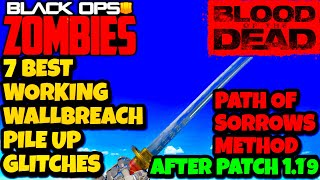 BO4 Zombie Glitches: 7 Best Working Wallbreach Through Walls Glitches After Patch 1.17 - BOTD