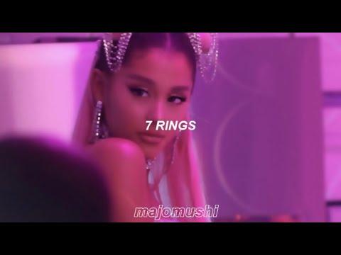 7 rings / ariana grande (sub español)