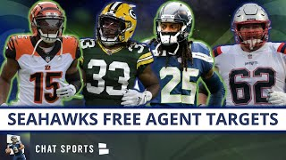 Seattle Seahawks Top 25 Free Agent Targets For 2021 NFL Free Agency