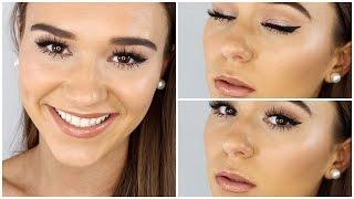 One Brand Makeup Tutorial | Benefit Cosmetics + GIVEAWAY ♡