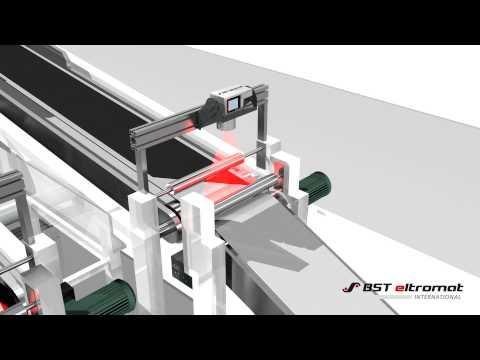 BSTeltromat Tyre Building Machine
