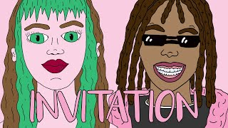 Ashnikko (feat. Kodie Shane) - Invitation [Official Video]