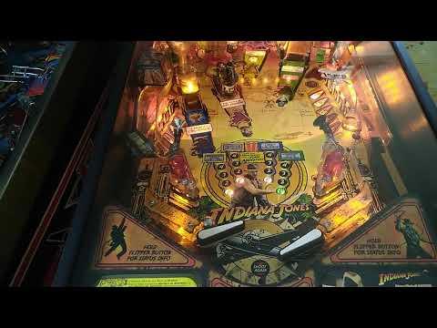 Indiana Jones Pinball Machine (Stern, 2008) | Pinside Game