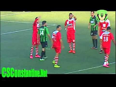 MCO 1 - CSC 1 : Les buts du match