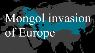 Mongol invasion of Europe: Battle of Mohi - Reply History