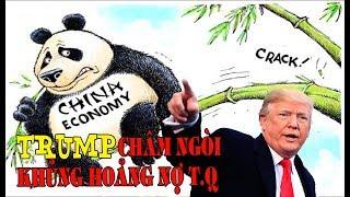 Donald Trump đã châm ngòi cho cuộc khủng hoảng nợ ở Trung Quốc