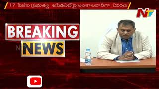 Nimmagadda Ramesh Kumar files 17-page counter affidavit in..