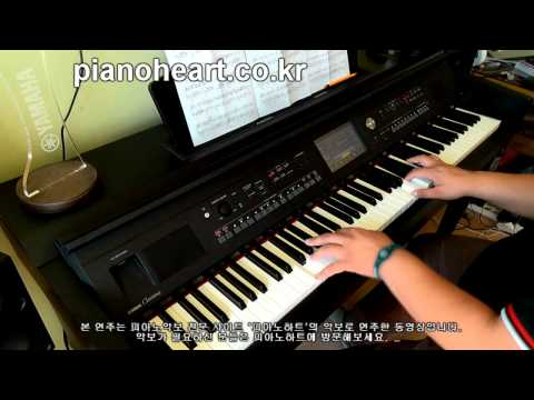 Adam Levine - Lost Stars piano cover(Begin Again OST) with YAMAHA CVP-605