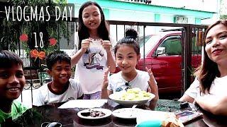 MANGA CHALLENGE!! | Me Natalo! | Vlogmas day 18 | Aurea & Alexa