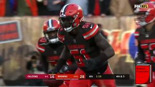 Browns 2018 Extended Highlights