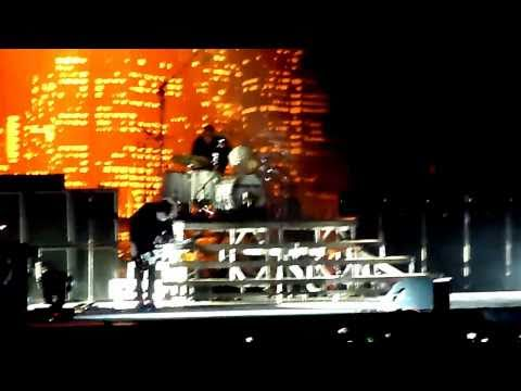 Green Day - Song of the Century / 21st Century Breakdown HD - (Costa Rica 2010)